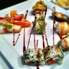 Sushi Lunch @ Sushi Factory