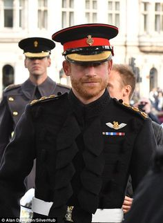 """Daily Mail U.K. on Twitter: """"Prince Harry attends first official engagement since confirming he is dating Meghan Markle"""
