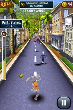 Angry Gran Run at Games.com