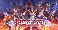 Ragnarok M: Eternal Love Crossover With Classic TV Samurai Trooper for A Month-Long Game Event