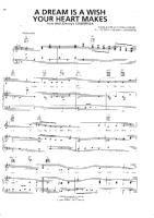 impossible cinderella sheet music pdf free