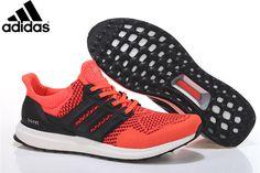 81d8505f90b34 Men s Women s Adidas Running Ultra Boost Shoes Solar Red B34050