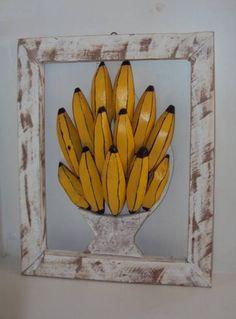 Quadro banana R$ 70,00