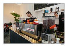 Panorama koffiebar