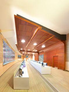 Large Metropolitan Transit Hub, Control Room - A project by WASA/Studio A
