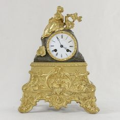Restauration Period Clock