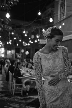 Wonderful Turkish Wedding of Fashion Editor of Vogue Turkiye
