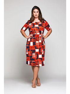 Short Sleeve Dresses, Dresses With Sleeves, White Maxi, Navy And White, Orange, Spring, Vintage, Style, Fashion