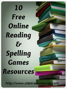 Free Online Reading & Spelling Games