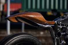 Maxwell Hazan: due moto capolavoro esposte alla M.A.D. Gallery | Toplook Italiano #motori #moto
