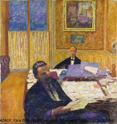 Pierre Bonnard,I fratelli Bernheim-Jeune,© ADAGP, Paris © Musée d'Orsay, dist. RMN-Grand Palais / Patrice Schmidt