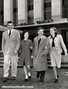 Judy, Mickey, and Shirley