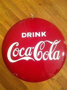 Coca-Cola emaljeskilt