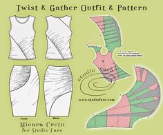 well-suited - pattern construction blog with paatern puzzes to solve, & instructions (great!)