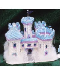Fairy-Tale Castles - Winter Ice Palace