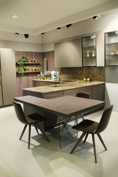 Contemporary Kitchen Cabinets For A Posh And sleek Finish | Spaces on