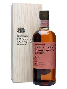 Nikka Single Cask Coffey Grain 2000 / Cask #231298 63%
