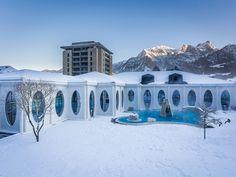 A Classy, Majestic Resort in the Swiss Alps — Grand Resort Bad Ragaz – SWITZERLAND Swiss Alps, Switzerland, Classy, Chic, Elegant