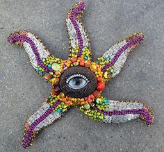 Large Starfish Eye par betsyyoungquist sur Etsy, $1000.00