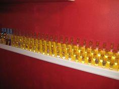 Hard Rock Cafe shotglasses.