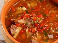 Saramura de pui (Brine chicken)