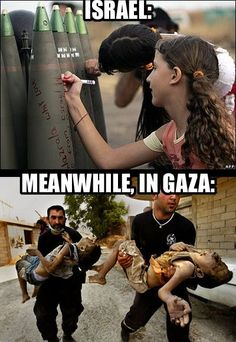 You don't need to be muslim to stand up for Gaza, you just need to be human. ISRAEL is real terrorism. Stop killing innocent people just because they have another religion. This is a GENOCIDE .