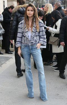 Y por fin llegó París. Las celebrities no quieren perderse las propuestas de sus diseñadores favoritos. Descubre los looks de la primera fila.