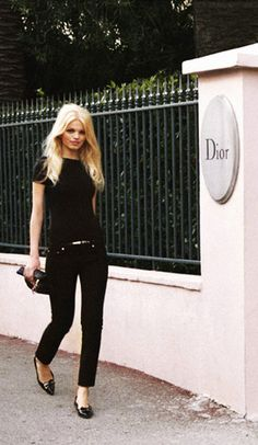 Daphne Groeneveld ♥ for Dior