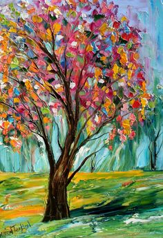 Fine Art Print from oil painting by Karen Tarlton door Karensfineart