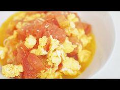 Tomato & Eggs (토마토 달걀 볶음 西红柿鸡蛋) - YouTube