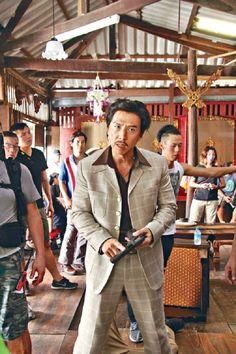 Chasing the Dragon : Nouvelles photos du prochain film de Donnie Yen