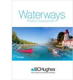Regional Tourism Organization 7  – Waterways Product Assessment