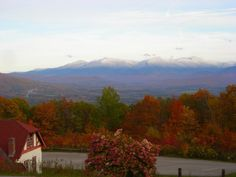 Fall in the NH North Country