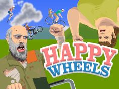 Happy wheels Game is the most awesome game of all time play happy wheels demo and have fun. play here http://happywheels4u.com/