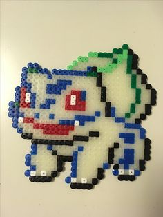 Pärlplatta Pokémon bulbasaur