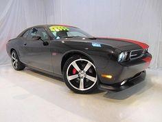 2014 Dodge Challenger, 2,215 miles, $45,500.