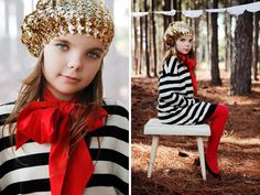 Grace Designs: Children's fashion - Polka