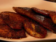 Big Daddy's Blackened Tilapia from FoodNetwork.com