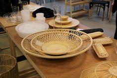 Viktigt Ikea, Serving Bowls, Basket, Tableware, Glass, Kitchen, Design, Google, Dinnerware