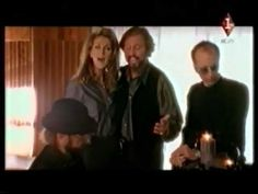 Celine Dion & Bee Gees- Immortality In The Recording Studio