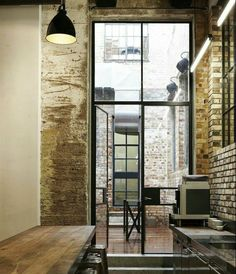 7 ways of transforming interiors with industrial style details | Visit…