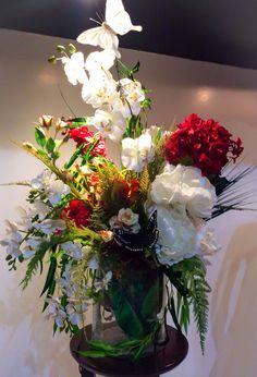Lovely botanical arrangement