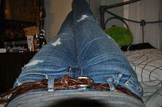 Holister Skinny Jeans.