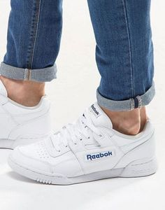 Shop Reebok Workout Plus Sneakers In White 2759 at ASOS. Superstar Sneakers, Adidas Superstar, Latest Fashion Clothes, Fashion Online, Reebok Workout Plus, White Reebok, Reebok Club C, Adidas Women, Adidas Originals