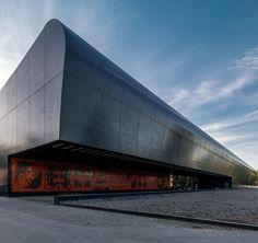 arc2 completes the massive afrykarium oceanarium in wroclaw - designboom | architecture