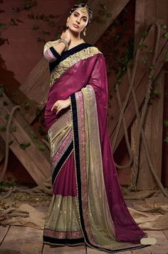 Indian Ethnic Saree Pakistani Bollywood DESIGNER Sari Dress Wedding Party Wear for sale online Indian Designer Sarees, Designer Sarees Online, New Wedding Dresses, Saree Wedding, Bridal Sarees, Wedding Wear, Bridal Dresses, Wedding Reception, Ethnic Sarees