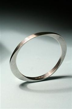 Bengt Liljedahl bracelet. clean, simple - nice