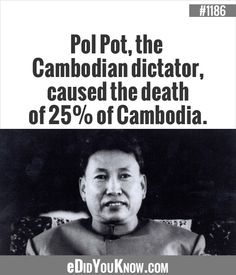 Pol Pot Quotes Prepossessing Kate De Bolfo Katedebolfo On Pinterest