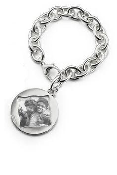 The Locket Bracelet Monica Rich Kosann Sterling Silver Large Vine Half-Locket Bracelet, 595;