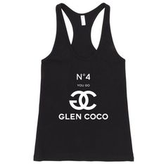 You Go Glen Coco Women's Racerback Tank Top